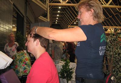 Stoelmassage Westland evenementen
